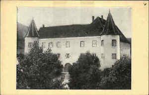 IMMENDINGEN-Baden-Schloss-alter-Heimatbeleg-im-Postkarten-Format-1930-40