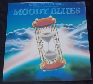 MOODY-BLUES-Eternity-In-An-Hour-A-Collection-Of-The-Best-LP
