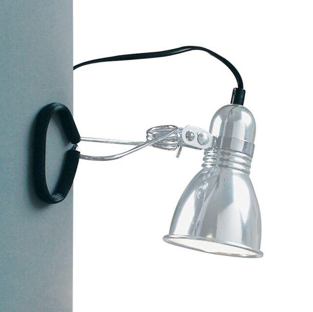 Top! Klemmleuchte PHOTO Nordlux Tischlampe E27 Alu 59372029 Klemmlampe Leselampe