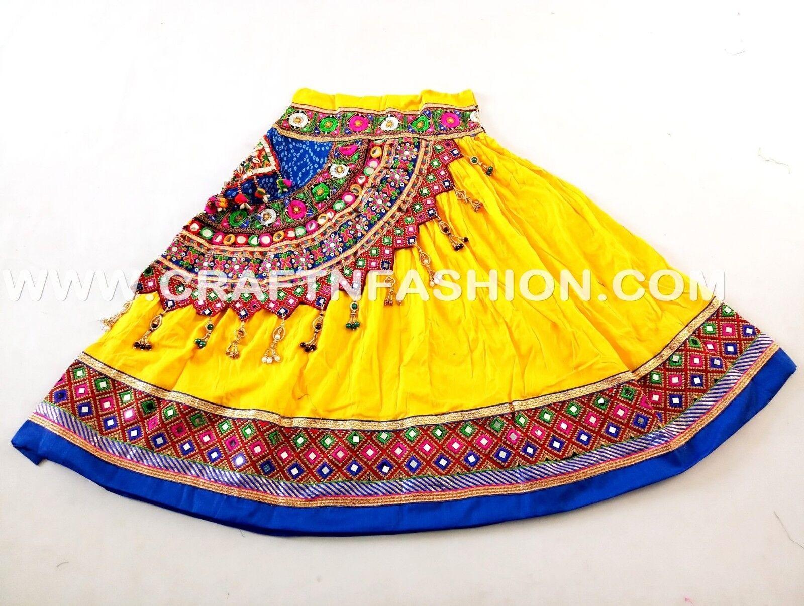 2018 Latest Design Embroidered Chaniya choli - Indian Traditional Ghaghra Choli