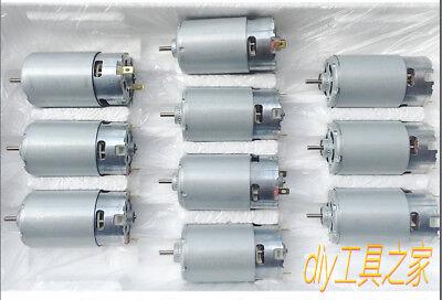 For Mabuchi Motor RS-550VC-8518 für verschiedene Akkuschrauber Makita Bosch ..