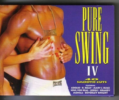 PURE SWING VOLUME IV DOUBLE CASSETTE TAPE