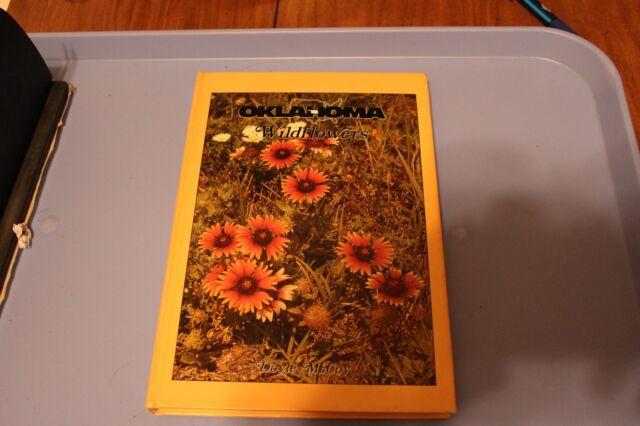 Oklahoma Wildflowers by Doyle McCoy OK HARDCOVER Free Shipping
