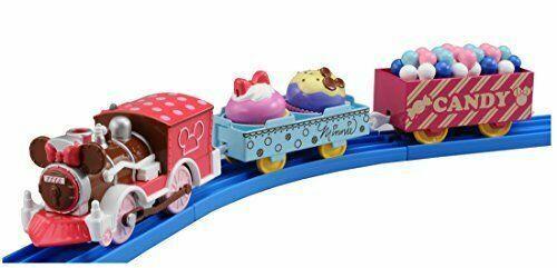 Tomy Plarail Disney Dream Railway Minnie Mouse Sweets Locomotive For Sale Online Ebay