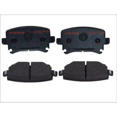 Skoda Superb 3U4 2.5 TDI Genuine Allied Nippon Rear Brake Pads Set