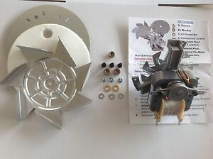 Simpson Evolution 912 Oven Fan Forced Motor 63C912W*00 63C912W*07 63C912W*11