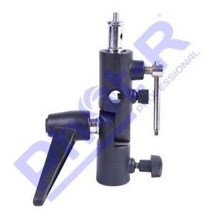 Phot-R-Swivel-Umbrella-Adapter-Studio-Flash-Light-Stand-Mount-Bracket-Holder-026