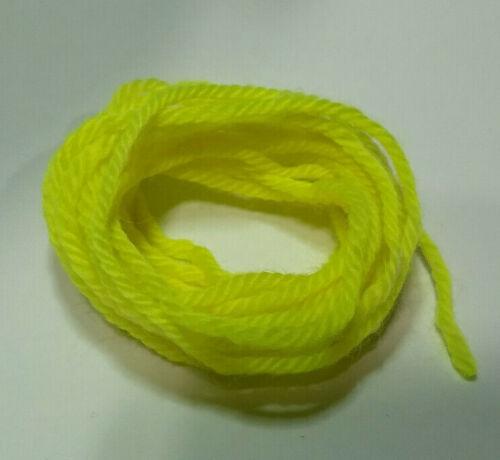 Fly Tying Yarn Hot Spot Euro Nymph 100/% Wool