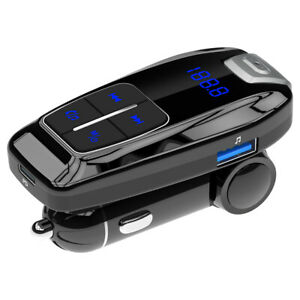 KFZ Bluetooth FM Transmitter Sender Radio MP3 Player Auto 2 USB Ladegerät PD