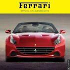 Ferrari 2016 Wall Calendar Official GT Calendar 9780789329837 Publishing