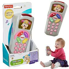 Baby Toys 6 to 12 Months 18 Girls Toy TV Remote Control Toddler Learning Toy