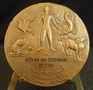 Médaille Poisson Aigle Bouc Lézard Lizard Goat Animal Fc Guiraud Medal 铜牌鹰鱼蜥蜴山羊 Plus De Rabais Sur Les Surprises