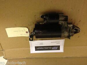 Starter-Motor-001-110-130-Genuine-Audi-RS6-C5-4-2-V8