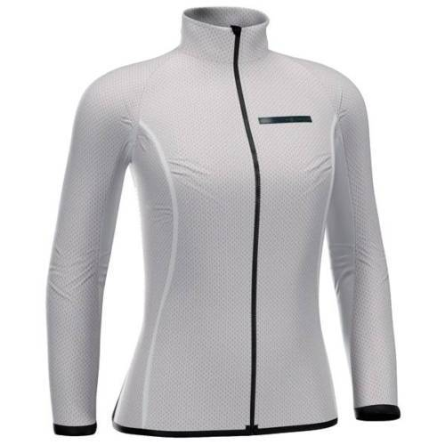 2011 De Marchi Womens Contour Plus Jacket White Large