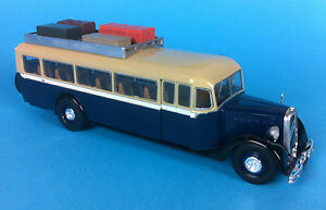 Bus-Citroen-Type-45-1934-1-43-New-amp-Box-diecast-model-car-autobus