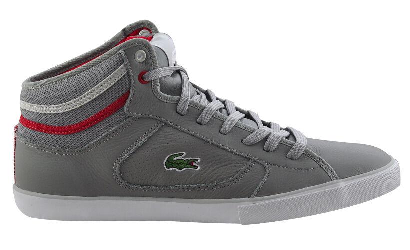 NEU SCHUHE  LACOSTE CAMOUS CRE SPM  Herrenschuhe Sneaker Leder