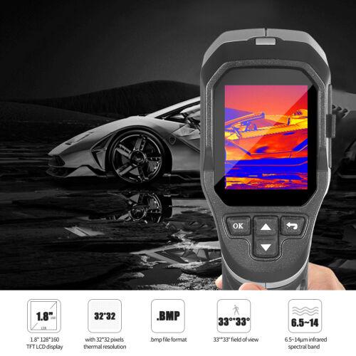 Infrared Thermal IR Imaging Devices Handheld Camera 20~450℃//-4~842℉