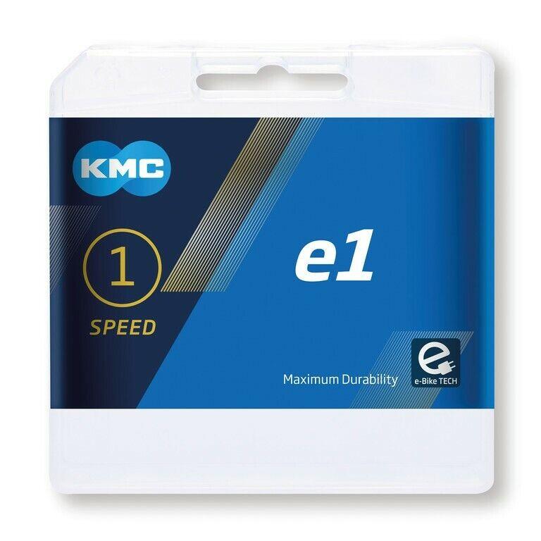 Kette KMC E1 Größe 1 2 x 3 32 32 32  für Nabenschaltung 112 Glieder Nachfolgemodell X1 2d3f7b