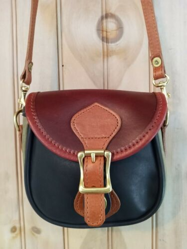 J.W. HULME Co. Tiny Color Block Leather Legacy Cro