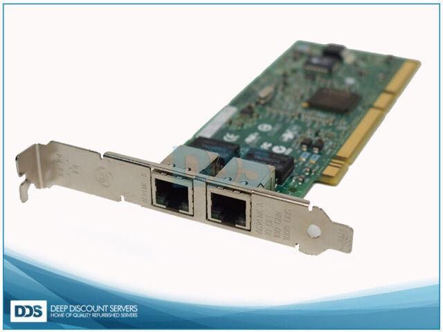 HP NC7170 Dual Port PCI-X 10//100//1000-T Gigabit Server Adapter