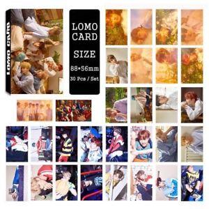 30pcs-set-Kpop-Bangtan-Boys-Album-Love-Yourself-Photo-Card-Poster-Lomo-Cards