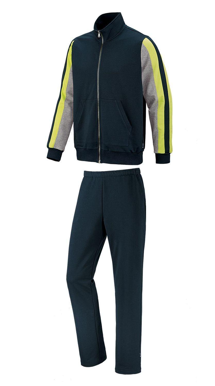 Schneider sportswear Herren Freizeit Trainings Anzug TREVORM granit sourGrün