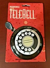 Unique design Mirrycle Incredibell Telebell Red BRAND NEW LOUD