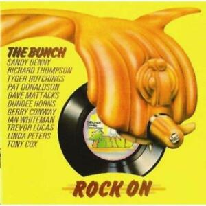THE-BUNCH-Rock-On-2013-reissue-16-track-CD-album-NEW-SEALED-Sandy-Denny