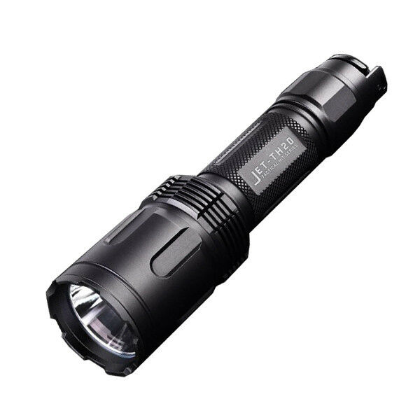 JETBeam TH20 Ultra Bright Tactical Triple Switch XHP70.2 LED Flashlight -3450 Lm