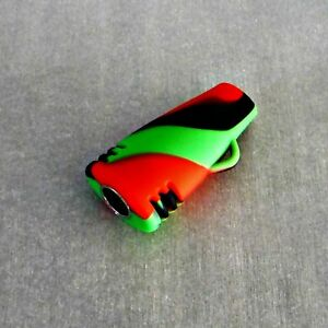 Image Is Loading Mini Green Red Amp Black 2 034 Silicone