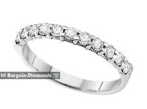 Image Is Loading Bride Diamond 10 Carats 14k White Gold Ring