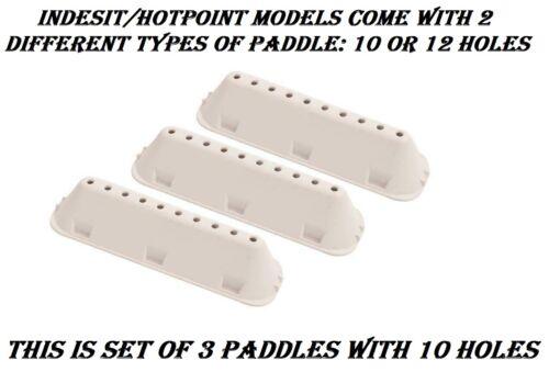 3 raquettes Hotpoint nswm 742 uwukn nswm 743UW nswm 843CW nswm 843 cwukn NSWR 742UW