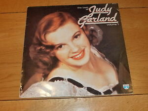 JUDY-GARLAND-Best-Of-JUDY-GARLAND-Volume-1-1985-italy-Lotus-label-LP
