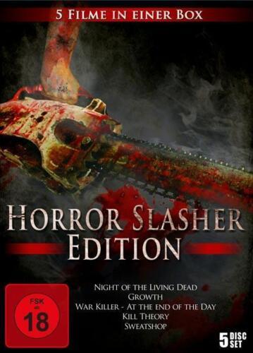 1 von 1 - Horror Slasher Edition (2013)DVD /Horror /Slasher /Splatter /Gore /NEU /OVP