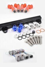 Toyota Celica MR2 ST185 3SGTE Blk ST165 850cc Fuel Injectors Rail 1-2nd gen GT4