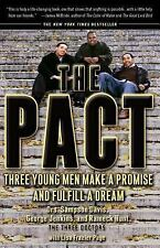 THE PACT Three Young Men Make a Promise and Fulfill a Dream paperback book