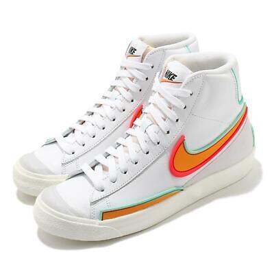 Nike Wmns Blazer Mid 77 Infinite Kumquat White Orange High Top Women DC1746-100   eBay