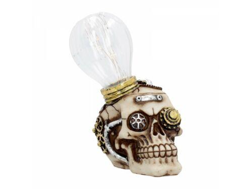 Bright Idea Skull