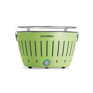 LotusGrill-Limettengruen-G-GR-34-der-rauchfreie-Holzkohlegrill-Grill