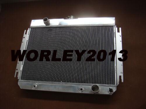 fan shroud for Chevy  Malibu 1964 1965 1966 1967 3 core aluminum radiator