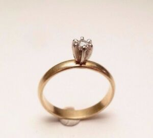 14k-SOLID-YELLOW-GOLD-DIAMOND-SOLITAIRE-ENGAGEMENT-RING-SIZE-5-75-2-4g