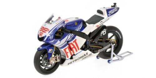 NEUF 1/12 Moto Minichamps Yamaha Jorge LORENZO 2010 motogp #99 JL champion