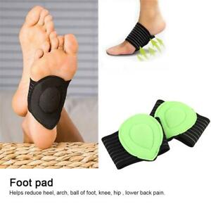 Foot-Heel-Pain-Relief-Plantar-Fasciitis-Insole-Pads-Arch-Support-Shoes-Insert