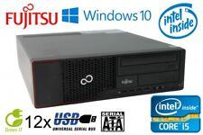Fujitsu Esprimo E710 Intel Core i5-3470 4x3.2GHz 4GB RAM 250GB HDD DVD-ROM Win10