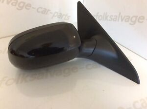 Right hand driver side for Vauxhall Tigra 2004-09 Flat heated wing mirror glass