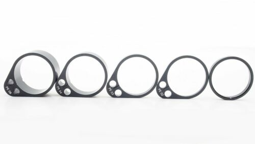 "Shimano Pro 1-1//4/"" Vibe Headset//Stem Spacer Set incl Top 5mm Bottom 3//5//10//15mm"
