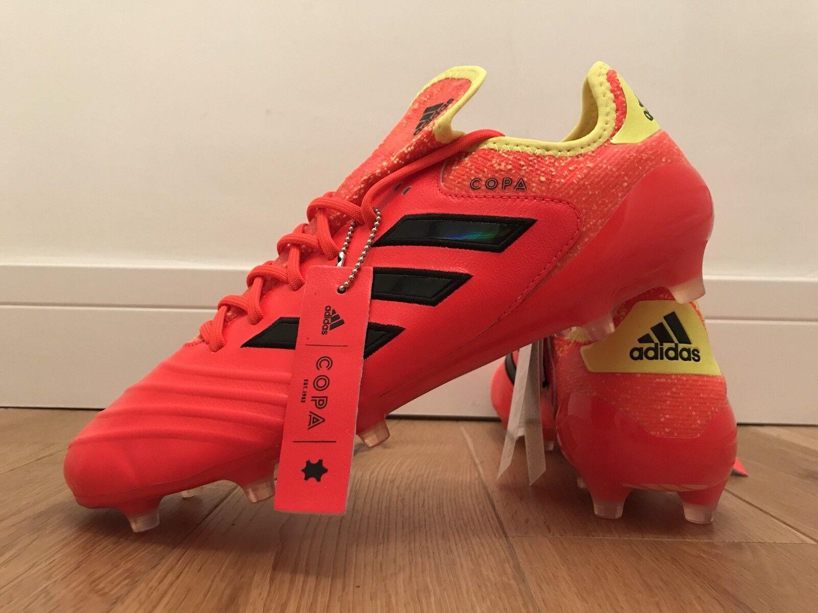 Adidas Copa 18.1 FG botas de fútbol (Pro Edition) UK Talla 9