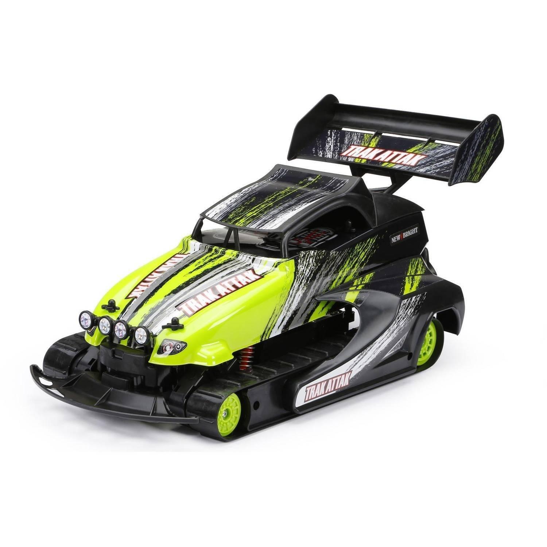 New Bright 1 1 1 10 R C Full-Function 12.8V Pro Trak Attak, Green 21fba0