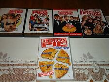 American Pie: 8 Unrated Widescreen Film 8 DVD Collection 1 2 3 4 5 6 7 8
