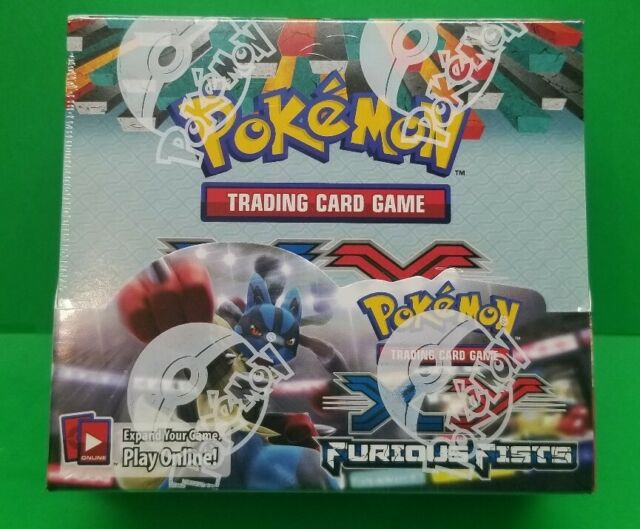 Pokemon XY Furious Fists Booster Pack BRAND NEW SEALED